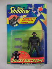 The Shadow Bullet-Proof Shadow Deluxe Electronic Action Figure Unopened