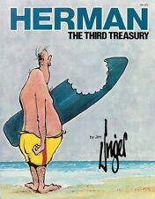 Herman: The Third Treasury by Jim Unger