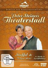 Peter Steiners Theaterstadl - Staffel 4 (Folgen 49-63) 8 DVD NEU + OVP!