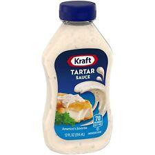 Kraft Tartar Sauce | 12 Oz Bottle