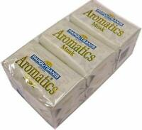 Papoutsanis Aromatics Greek Soap Musk 6 PACK of 4 Oz Bars