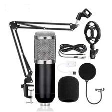 Profi Podcast Set Studiomikrofon Set Kondensator Mikrofon Kondensatormikrofon