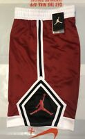 NIKE AIR JORDAN DIAMOND RISE MENS BASKETBALL SHORTS BRAND NEW WITH TAGS MEDIUM