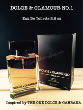 Dolge & Glamour No.1 EDT by Royal 2.8 oz (Inspired by The One Dolce & Gabbana)
