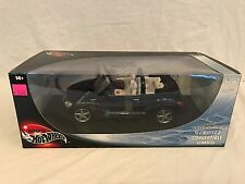 Chrysler PT Cruiser Convertible Cabrio 1:18 Scale Die Cast Hot Wheels