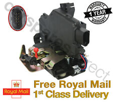 AUDI TT COUPE 1.8  FRONT RIGHT SIDE CENTRAL DOOR LOCK ACTUATOR 9 PIN 98>06