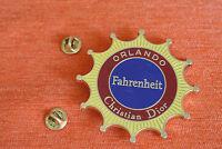 11859 PIN'S PINS PARFUM PERFUME PARIS CHRISTIAN DIOR ORLANDO FAHRENHEIT ATC RARE
