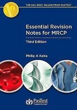 Essential Revision Notes for MRCP, Third Edition, Philip A. Kalra, New, Paperbac