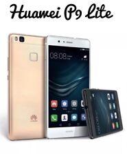 Huawei P9 Lite Black Unlocked Boxed 3gb Ram LikeNew smartphone