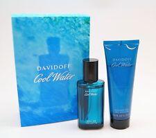 Davidoff Cool Water Geschenkset EdT 40 ml + Duschgel 75 ml