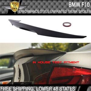 USA Stock 11-16 5 Series F10 4Dr Sedan High Kick ABS Performance2 Trunk Spoiler