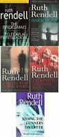 Collection of 5 Ruth Rendell Novels - Ruth Rendell - Acceptable - Paperback