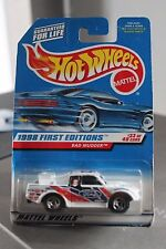 hot wheels 1/64 Bad Mudder 1998 First Editions 662