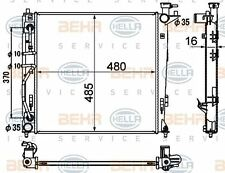 8MK 376 790-451 HELLA Kühler Motorkühlung