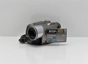 PANASONIC NV-GS230 CAMCORDER 3CCD MINI DV DIGITAL TAPE VIDEO CAMERA