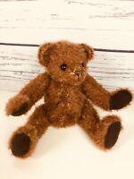 "Chayden Bears Scrapper  OOAK Handmade Mini Mohair Artist Teddy Bear 6"""