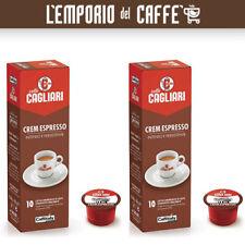 Caffè Caffe Caffitaly Cagliari Crem Espresso 100 Capsule Cialde - 100% Originale