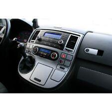 Cabina di pilotaggio DECORO VW t5 Multivan CLIMATRONIC ab Bj. 2003-2009 ALU LOOK 22 PEZZI NUOVO