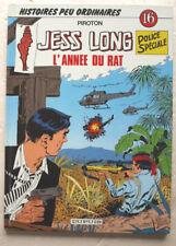 Jess Long T 16 L'Année du rat PIROTON éd Dupuis Août 1991 EO