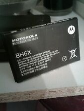 Oem Motorola Bh6X Snn5880A 3.7V 1880mAh Li-ion Polymer Battery for cell phone