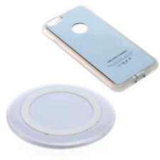 Kit Coque avec Circuit Induction Qi + Chargeur Socle pour iPhone 6+ 6S Plus / WH