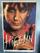 Affiche ancienne Higelin (90x120m)