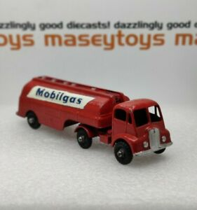 MATCHBOX LESNEY Major Pack No.8 Thornycroft Truck Mobilgas