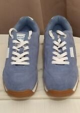 New Blue & white leather suede Trainers white laces Size 5 by Gola