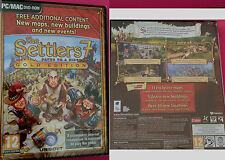 Les colons 7 the settlers 7 paths to a Kingdom Gold Edition jeu allemand ABSP.