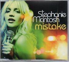 (AK414) Stephanie Mcintosh, Mistake - 2007 CD