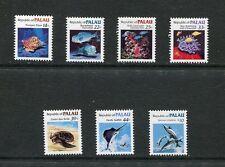 PALAU 75-85 (7), 1985 MARINE LIFE, MNH (PAL002)
