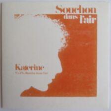 "KATERINE - CD SINGLE PROMO ""Y'A D'LA RUMBA DANS L'AIR"""