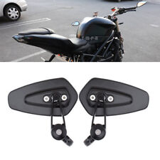 "Motorcyle 7/8"" Handle Bar End Mirrors For Suzuki gsx-s1000/750 sv650/750/1000 MT"