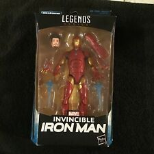 INVINCIBLE IRON MAN Marvel Legends Okoye Baf  Black Panther Mint