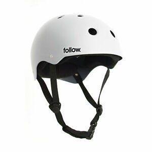2021 Safety First (White) Wakeboard Helmet