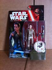 """Star Wars Force Awakens - 3.75"""" Rey Action Figure (Resistance Outfit)"""