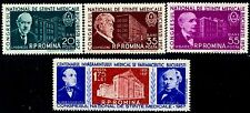 1957 Medicine,Medical Congress,dr.Marinescu,Davila,Babes,Romania,M.1635,1149,MNH