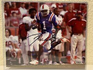 Reggie Nelson Signed Florida Gators 8x10 Photo Mounted Memories
