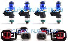 750cc BOSCH EV14 Fuel Injectors 02-06 fit Nissan Sentra SE-R Spec V 2.5 QR25DE