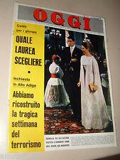 OGGI=1964/39=SAN GENNARO NAPOLI=NILLA PIZZI=GIUSEPPE VIANI=SANDRA MILO=ALTOADIGE