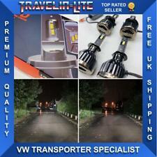 VW T5.1 LED Headlight Bulbs For DRL Headlights Transporter 10 - 15