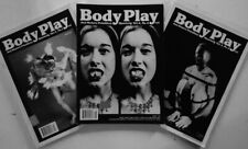 Fakir Musafar's Body Play and Modern Primitives Quarterly - Set of Three
