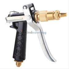 NEW Garden Water Watering Hose High Pressure Spray Gun Pistol Nozzle Brass Hose3