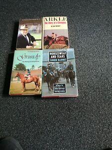 British Horse Racing books X 4