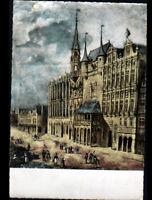 CAMBRAI (59) HOTEL de VILLE animé détruit en 1786