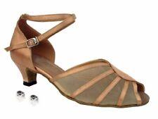 Very Fine Ladies Women Ballroom Dance Shoes EK6018 with 1.3