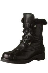 Pajar Womens San Francisco-Boot, Color: Black 53190-001 Size 8.5