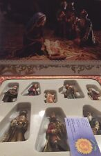 Schleich 8 Figuren christmas Krippenfiguren the nativity 30600 Set in OVP NEU