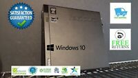 2014' LENOVO THINKCENTRE TINY M73 i5-4570T 2.90GHz 500HDD 8GB WINDOWS 10 PRO