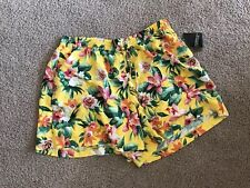 american living Tropical Print Short Size M